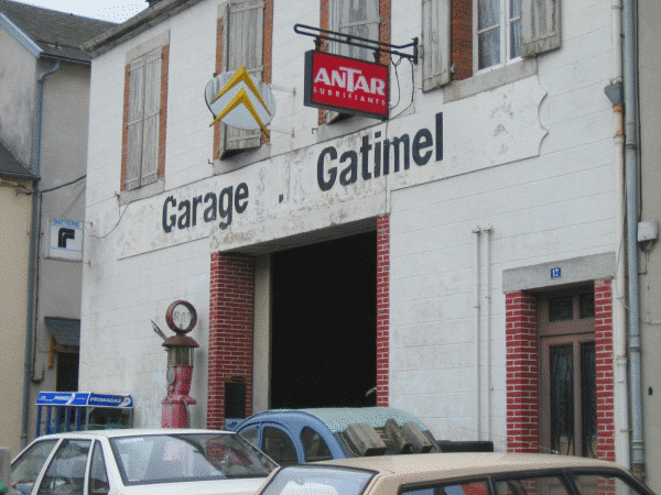 Garage Gatimel.
