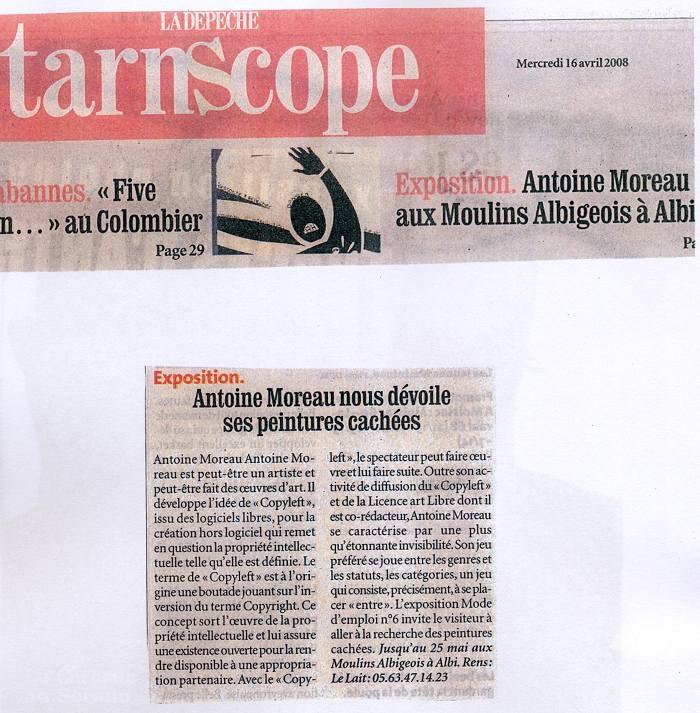 Article Tarnscope